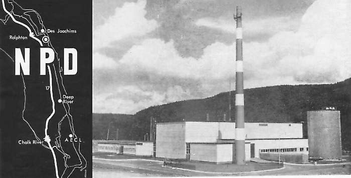 Cost Of Electricity In Ontario >> Nuclear Power Demonstration Reactor